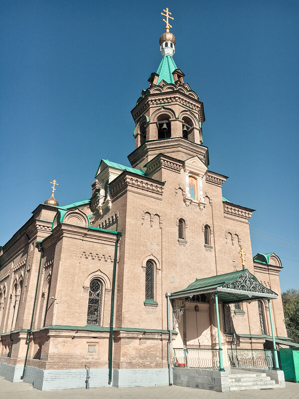 Church of St. Alexis of Moscow