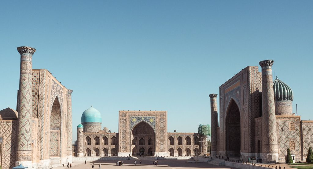 Registan - best things to do in Samarkand