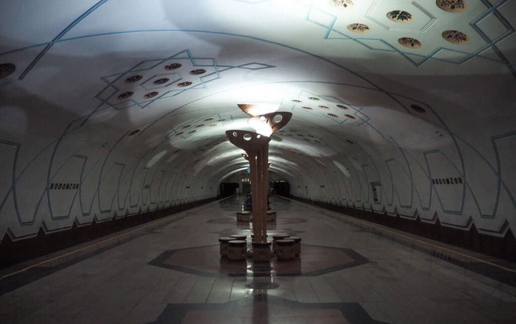 station de métro Bodomzor