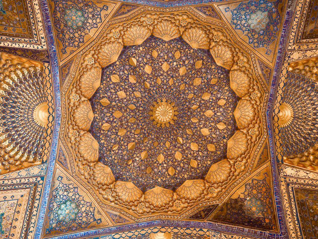 Ak-Sarai Mausoleum - best things to do in Samarkand