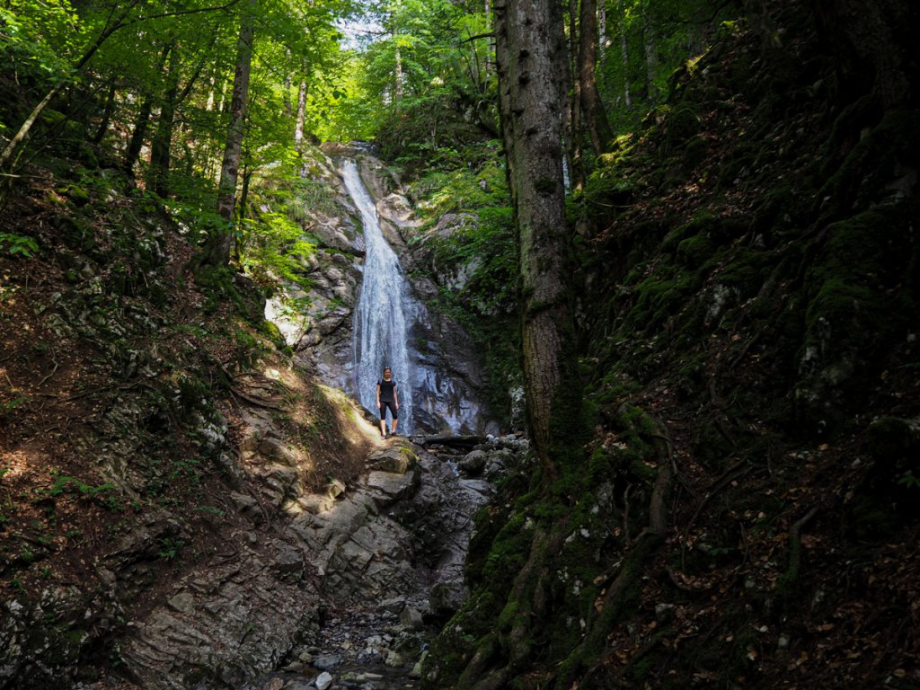 Cascade des Nantisses