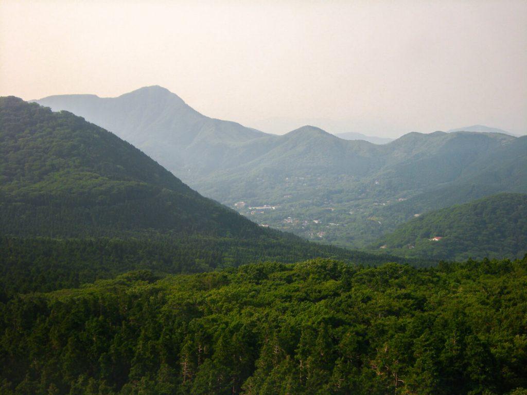 Hakone, 2 hours from Tokyo