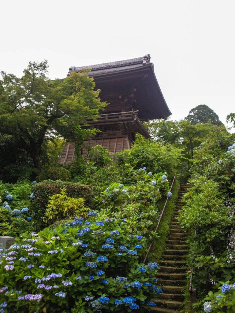 temple Kanpukuji Sawara