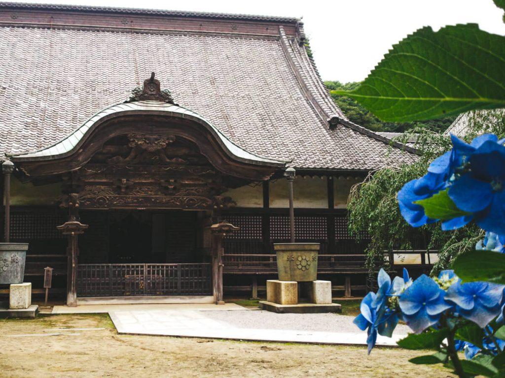 Kanpukuji Temple, Sawara