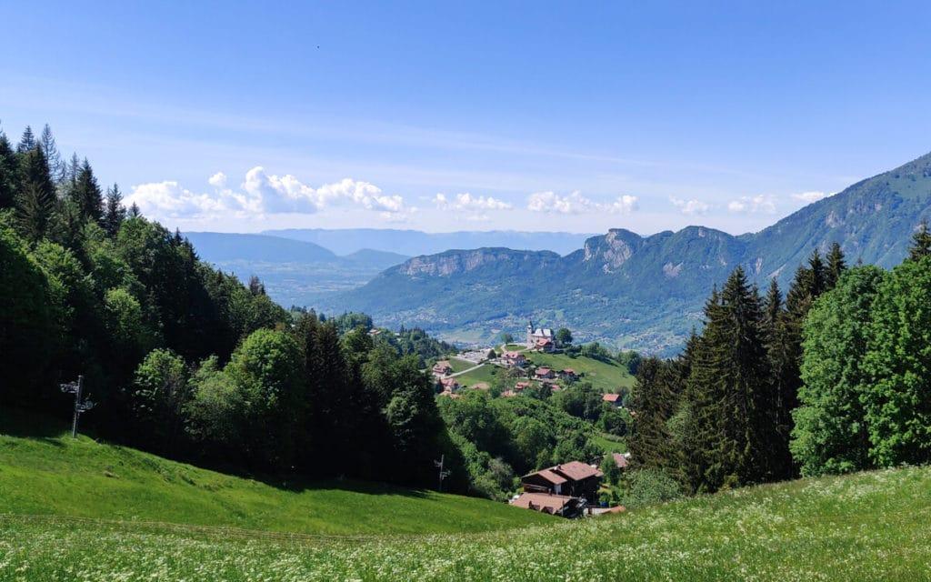 Le Mont Saxonnex