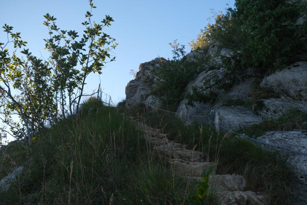 marches - le Mont Veyrier