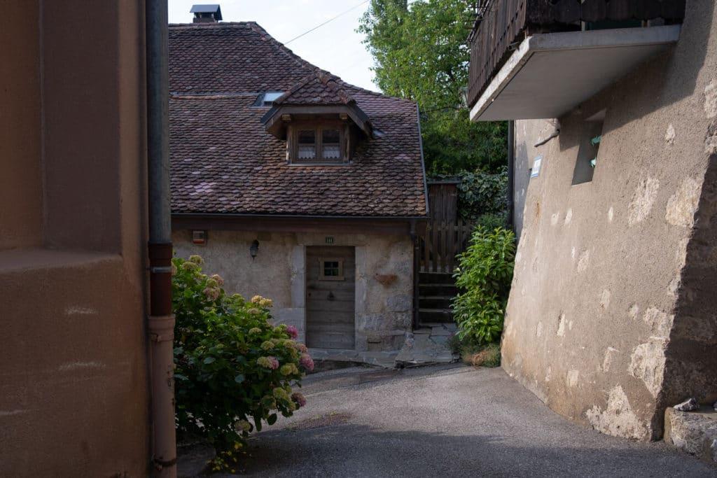 le hameau de Balmettes