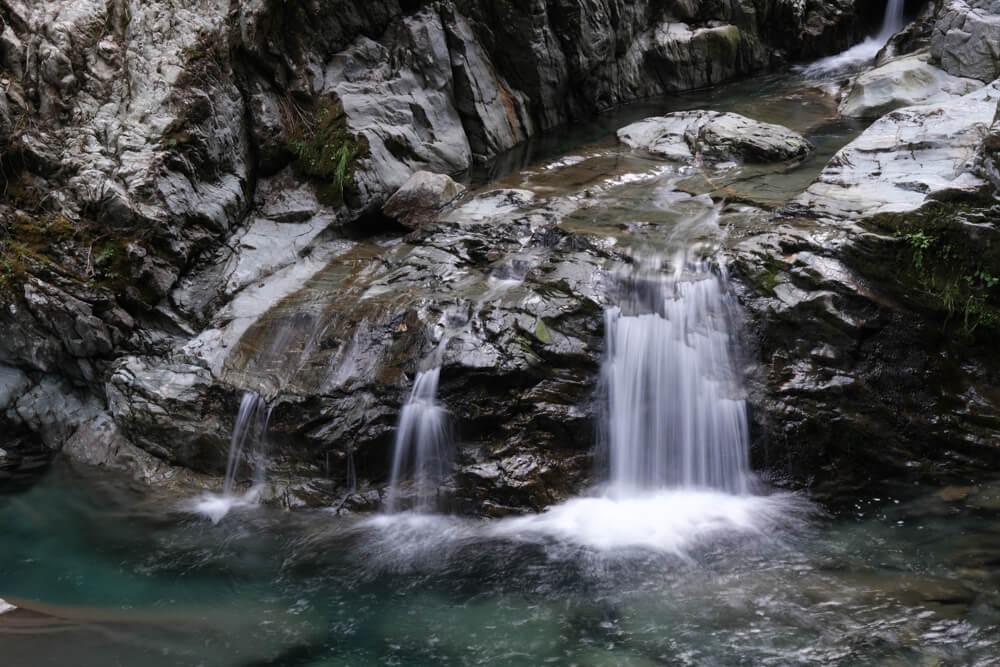 Les gorges de la Diosaz - cascade de Pierre-Rousse