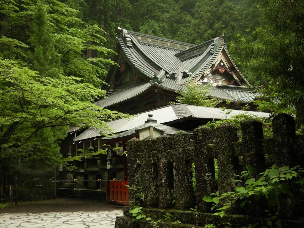 le temple Taiyuin-Byo à Nikko