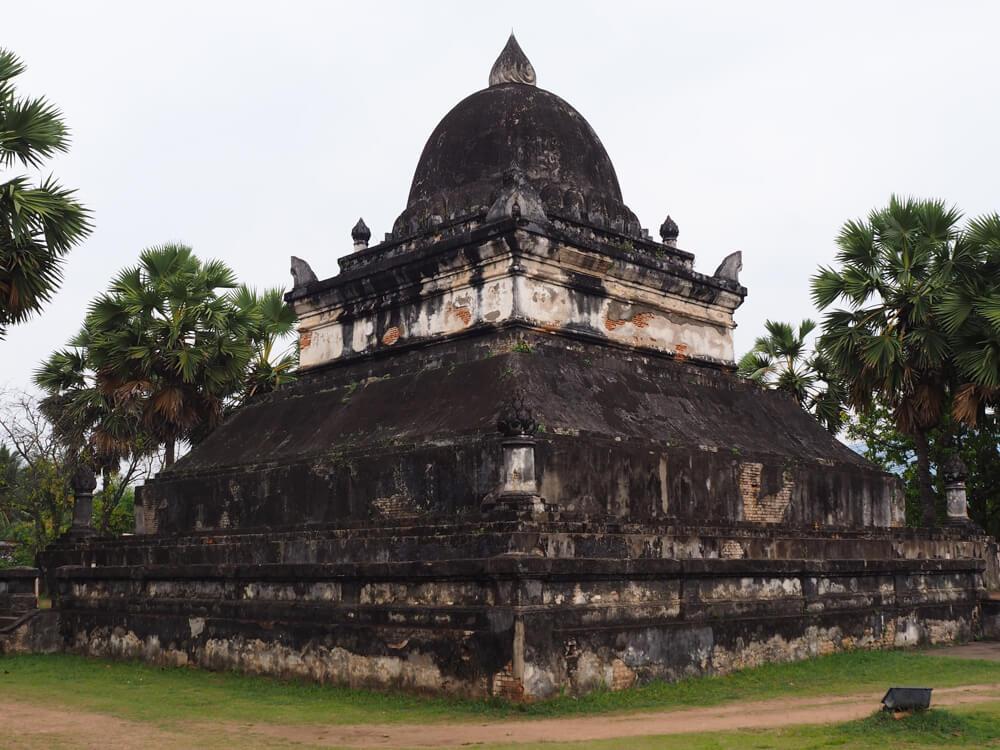 la stupa That Makmo - incontournable de Luang Prabang