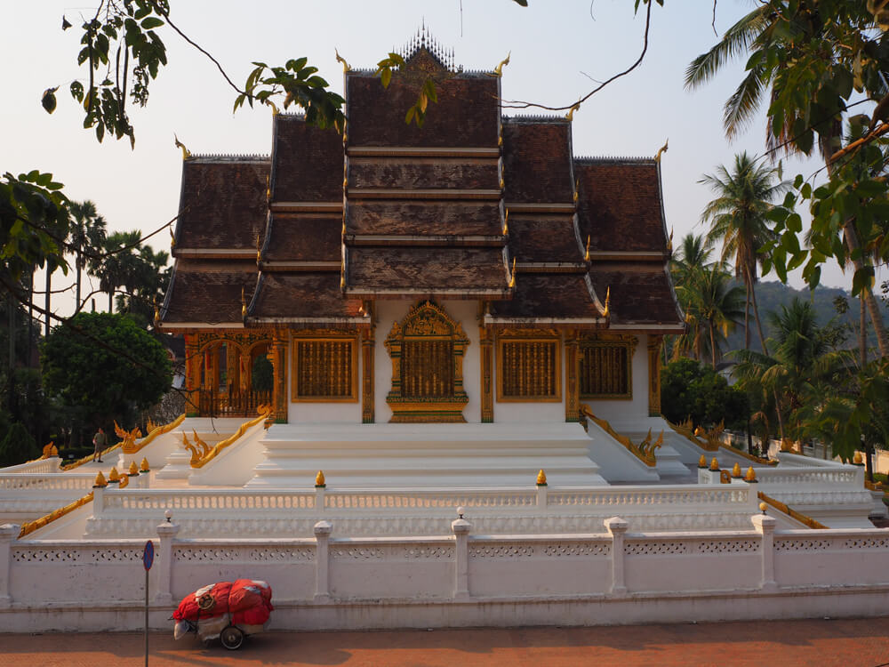 Vat Xieng Thong - incontournable de Luang Prabang