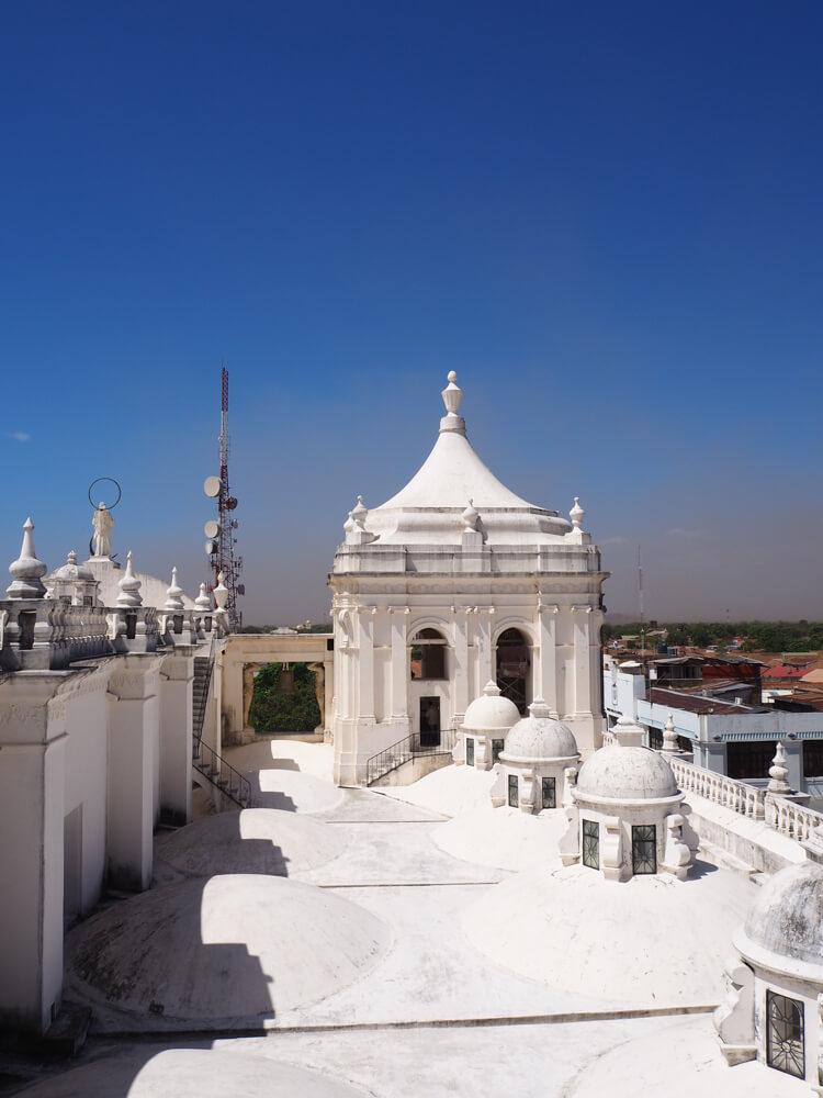 Visite de la cathédrale de León