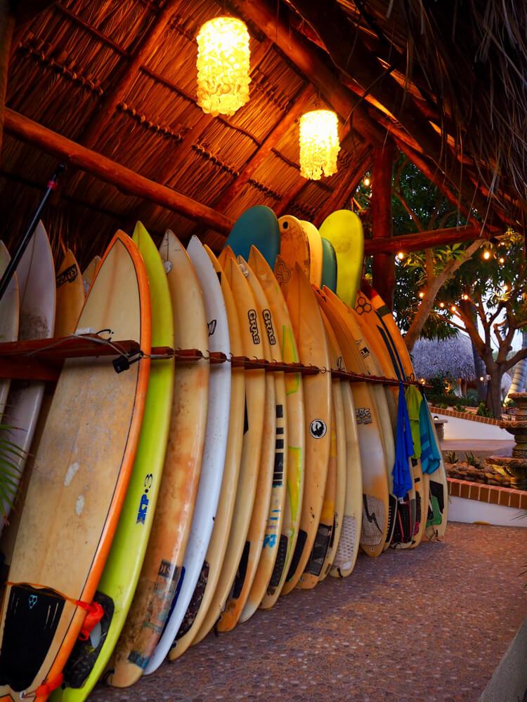 Planches de surf à Nicawaves - Popoyo