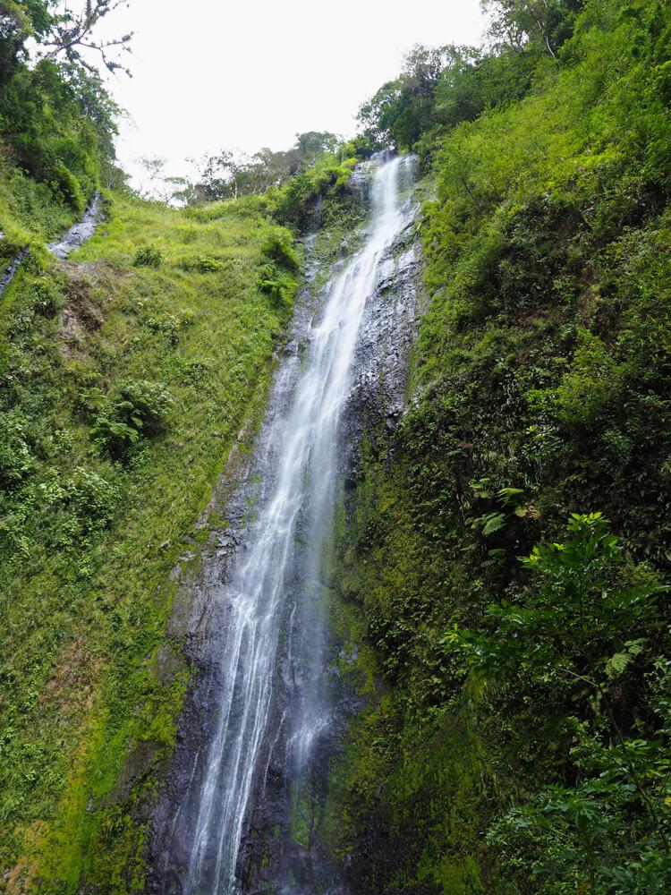 cascade San Ramon sur l'ile d'Ometepe