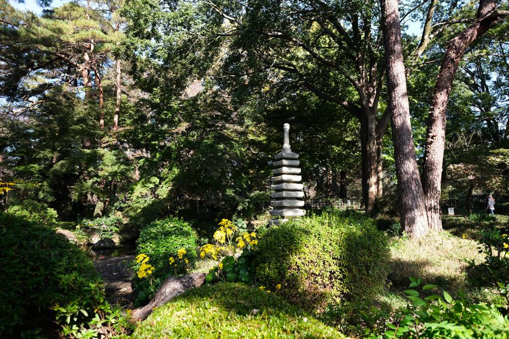 Le parc d'Omiya
