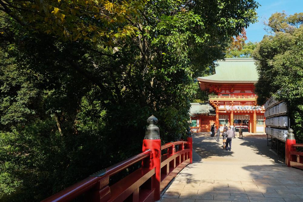Hikawa-jinja (Kawagoe), Omiya