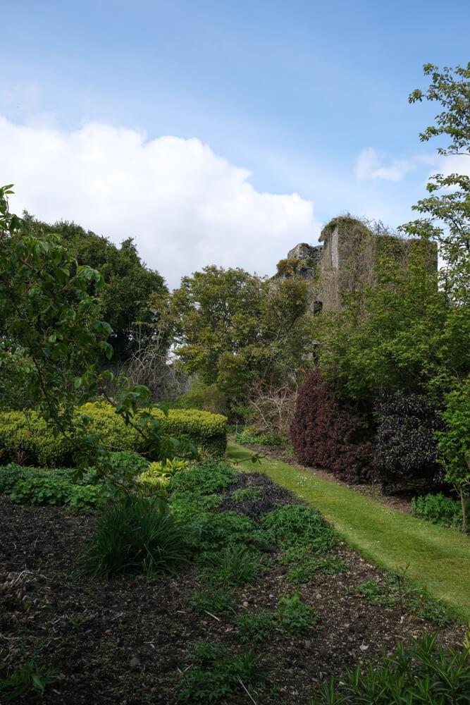 jardins du Castle Kennedy Ayrshire